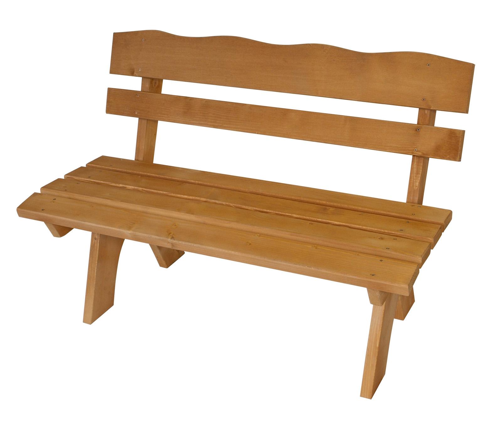 Holzbank Sitzer Style : Gartenbank holzbank freital sitzer cm kiefernholz