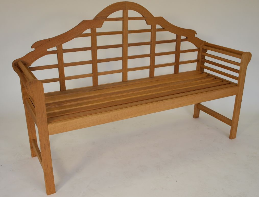 gartenbank parkbank oxford 3 sitzer eukalyptus fsc zertifiziert ebay. Black Bedroom Furniture Sets. Home Design Ideas