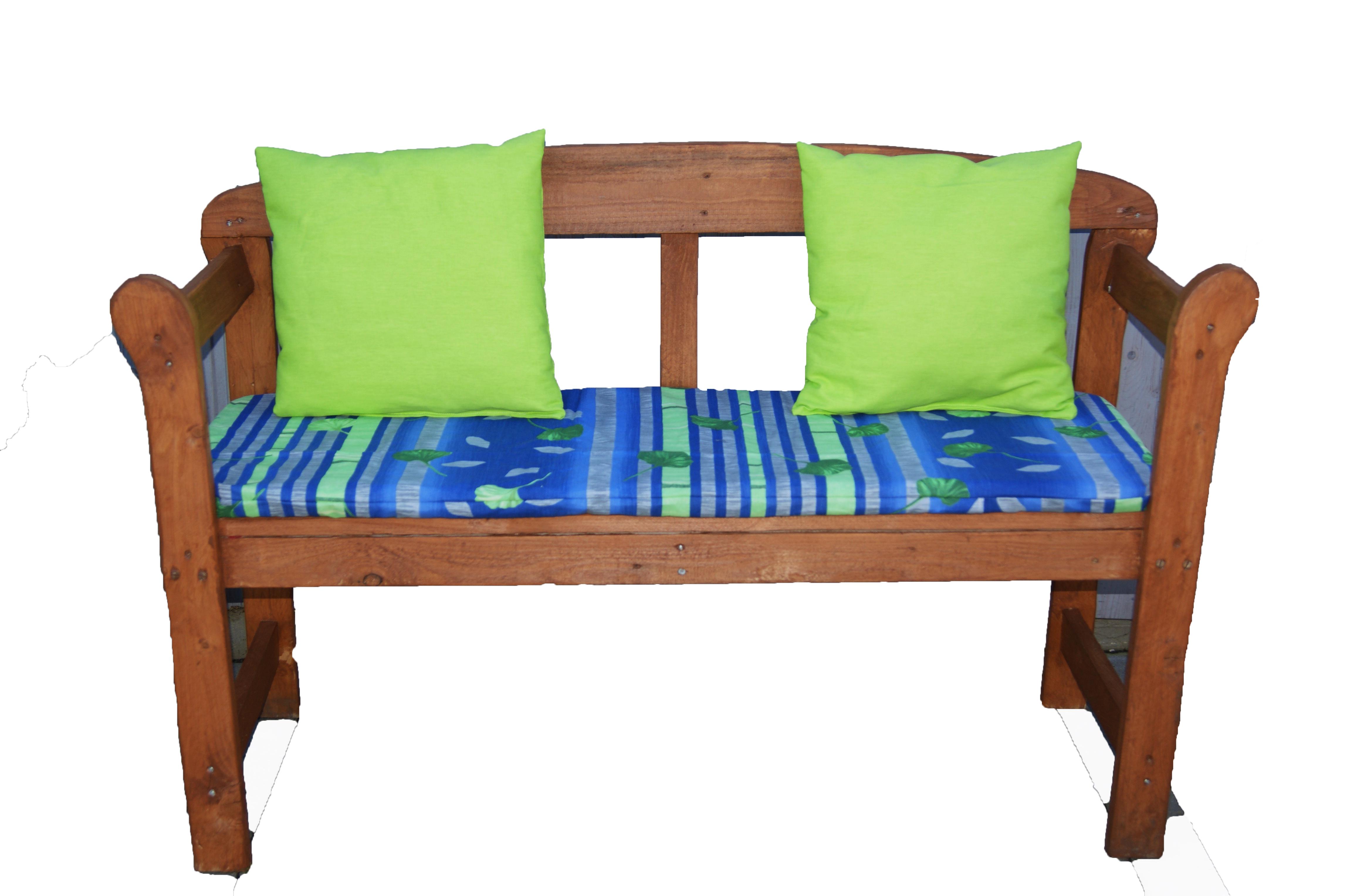 auflagenset bankauflage sabine 3 teilig f r bank. Black Bedroom Furniture Sets. Home Design Ideas