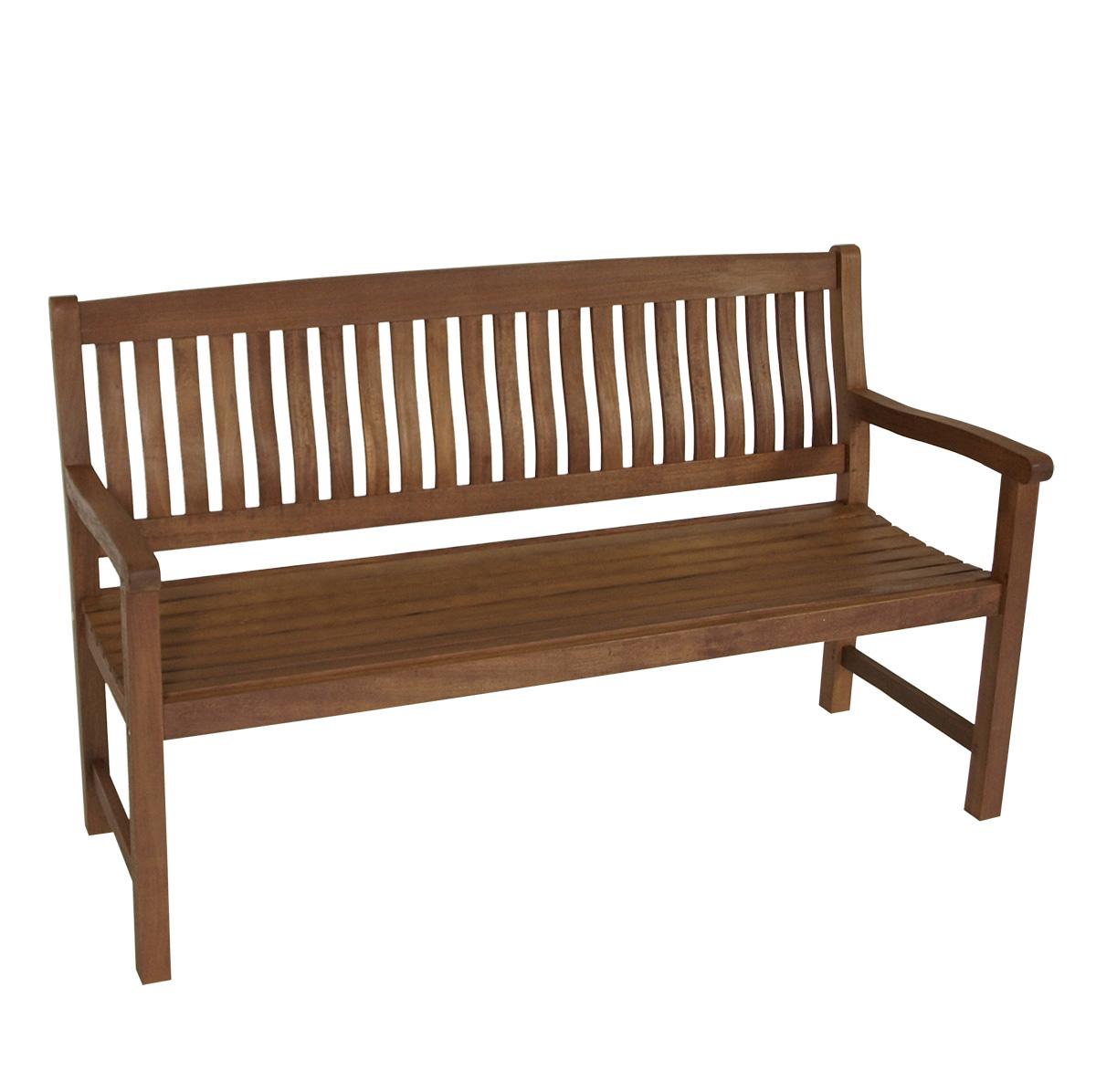 edle gartenbank holzbank parkbank manaus aus eukalyputs 3. Black Bedroom Furniture Sets. Home Design Ideas