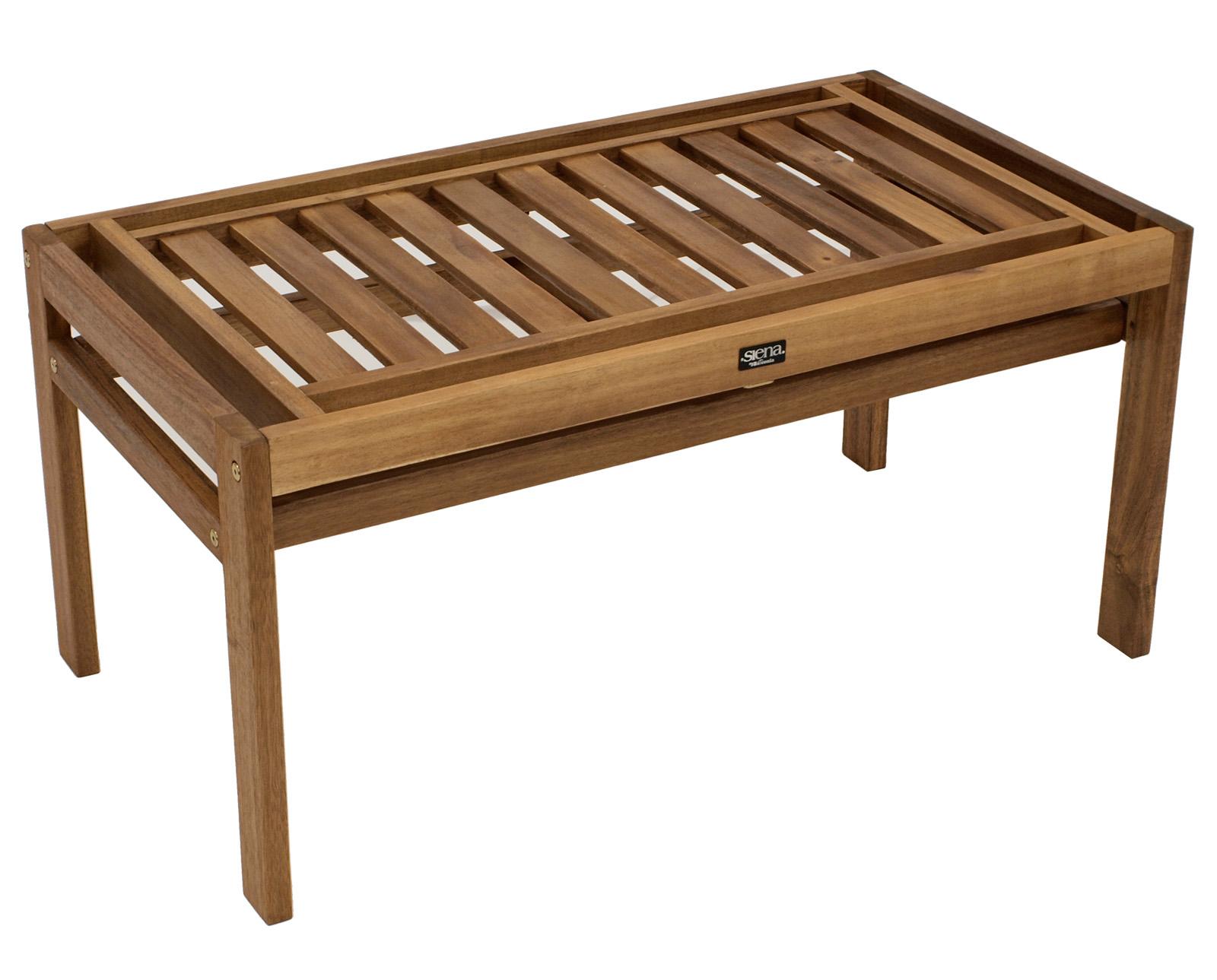 gartenbank sitzbank hockerbank gartenm bel bank modular 2 sitzer siena garden ebay. Black Bedroom Furniture Sets. Home Design Ideas