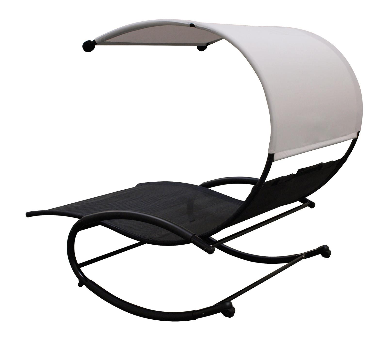 schaukelliege liegebett sonnenliege ravenna f r 2 personen. Black Bedroom Furniture Sets. Home Design Ideas