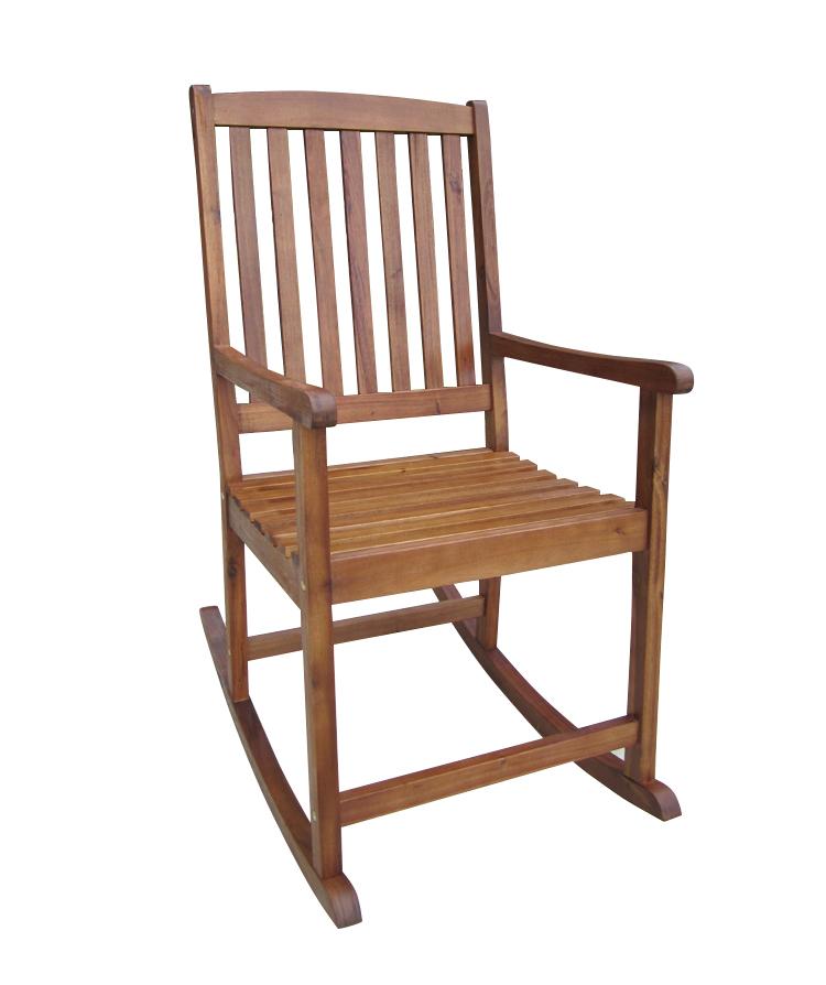 landhaus schaukelstuhl france akazie braun ge lt wetterfest fsc zertifiziert ebay. Black Bedroom Furniture Sets. Home Design Ideas
